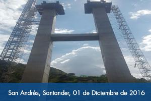 Reiniciaron las obras del puente Hisgaura