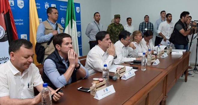Fondo Adaptación y Policía Nacional firman convenio para construir estación de policía en Gramalote