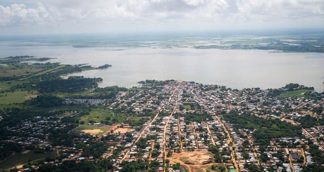Fondo Adaptación sobrevoló región de La Mojana