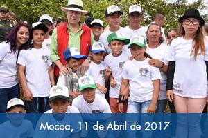 A partir del lunes los niños de Mocoa regresan a clases y además recibirán ayuda psicosocial