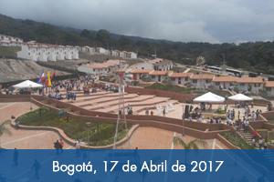 Banco Mundial exaltó el reasentamiento de Gramalote (N. de Santander)