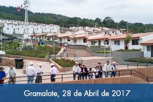 Fondo Adaptación realiza primera Feria de Servicios en Gramalote