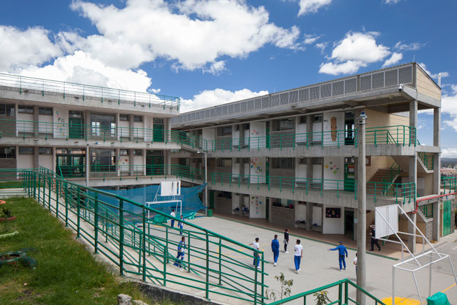 27 firmas constructoras se postulan para construir colegio en Guaranda, Sucre