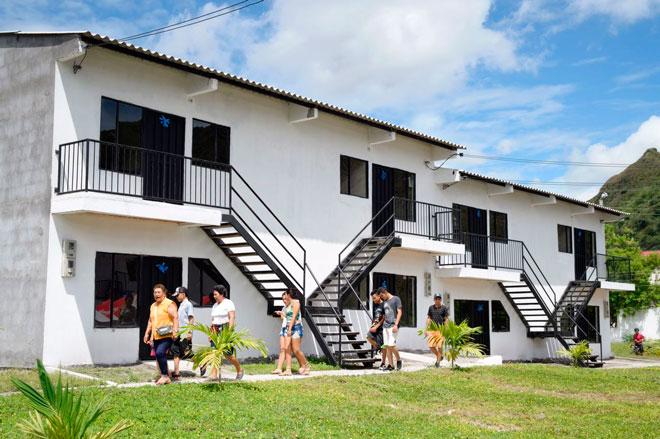 Fondo Adaptación entrega 66 nuevas viviendas en Honda