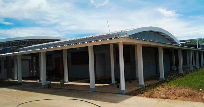 Comunidad de Puerto Libertador recibe sede educativa Pablo VI del Fondo Adaptación en Córdoba