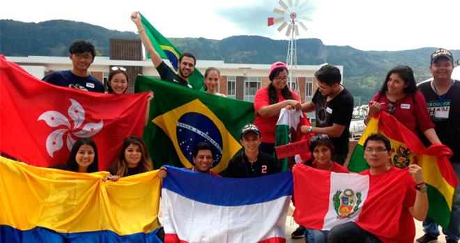 Primer Festival Internacional Juvenil en el nuevo casco urbano de Gramalote