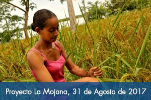 """""""Escalando prácticas de gestión del agua resilientes al clima para las comunidades vulnerables de La Mojana"""""""