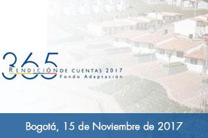 Fondo Adaptación realizará rendición de cuentas en Gramalote (Norte de Santander)