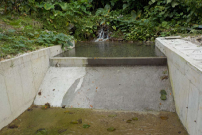 Fondo Adaptación entregó siete obras de acueducto y alcantarillado en Santander