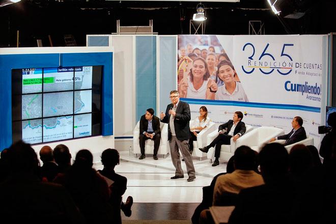 Obras del Fondo Adaptación han mejorado la calidad de vida de más de 2.8 millones de personas