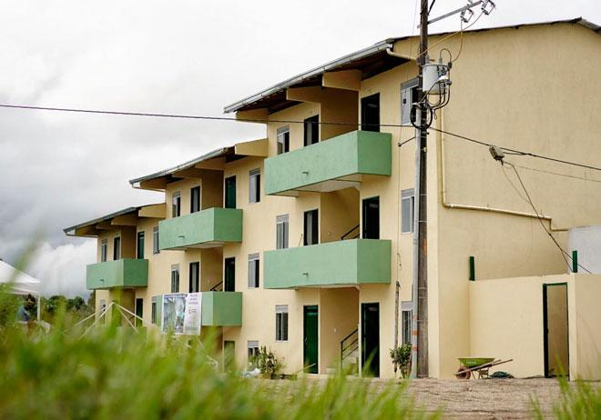 En Quibdó entregan viviendas adaptadas al cambio climático