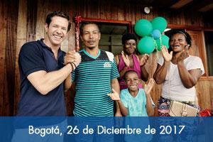 Casas que cambian la vida en medio del agua en Riosucio (Chocó)