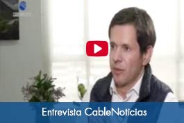 Entrevista Cable Noticias