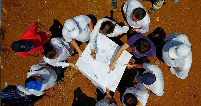 Fondo Adaptación trabaja en reconstrucción de Mocoa