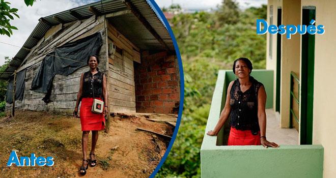 Fondo Adaptación entregó en Quibdó viviendas adaptadas al cambio climático