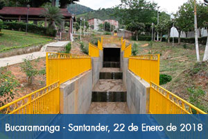 Fondo Adaptación contratará más de $11.300 millones en obras de alcantarillado en Santander