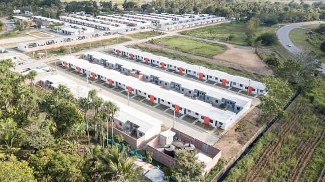 Más de 11.700 cordobeses tienen viviendas nuevas adaptadas al cambio climático