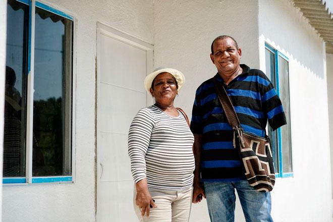 Más de 800 personas en Magdalena mejoran su calidad de vida con obras adaptadas al cambio climático