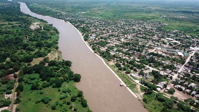Canal del Dique, primera región de Colombia protegida contra inundaciones