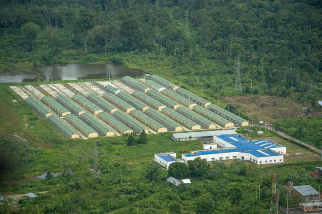 Olaya Herrera (Nariño) estrena moderno hospital adaptado al cambio climático