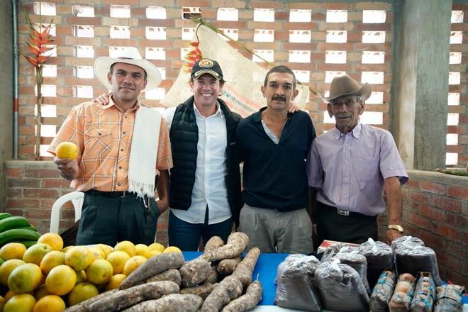 Fondo Adaptación anuncia $7.000 millones para la reactivación económica de Gramalote