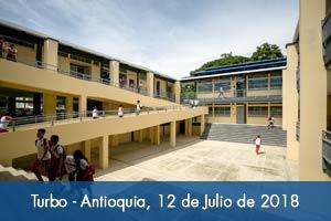 Fondo Adaptación invierte más de $30.000 millones en Turbo (Antioquia)