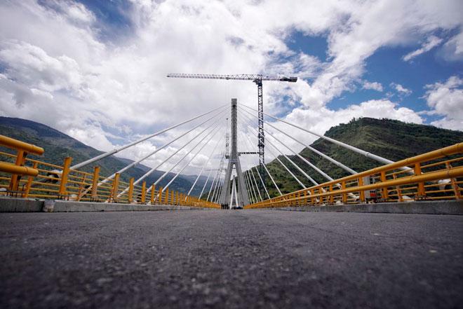 El puente Hisgaura tendrá moderno sistema de amortiguadores sismoresistentes