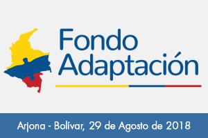 Fondo Adaptación hace llamado a la comunidad de Gambote para que evite una tragedia como la de Mocoa