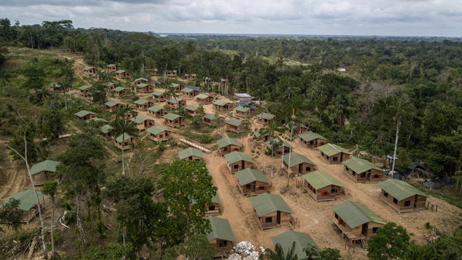 El extremo sur de Colombia también tendrá casas adaptadas al cambio climático