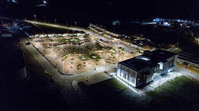 Cerca de 700 viviendas en Gramalote ya están terminadas