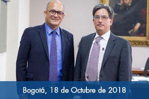 Se posesionó Edgar Ortiz Pabón como nuevo gerente del Fondo Adaptación
