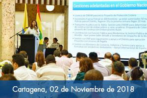 Fase II del Canal del Dique restaurará de manera definitiva esta ecoregión: Edgar Ortiz Pabón