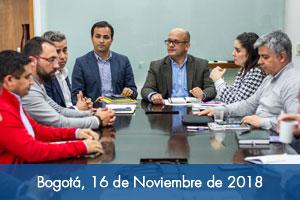 Gobierno, interventoría y constructor acuerdan hoja de ruta para etapa final de Hisgaura