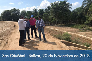 Fondo Adaptación entrega obras de protección en Higueretal
