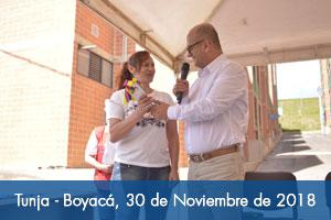 Fondo Adaptación entrega 55 nuevas viviendas en Tunja