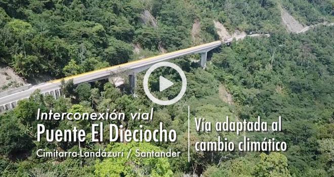 Interconexión Vial Puente el Dieciocho