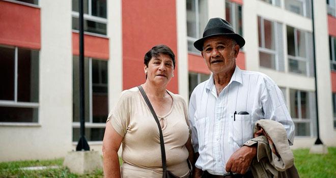 Guaduas recibe 96 viviendas adaptadas al cambio climático