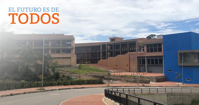 Terminó construcción de colegio en el nuevo casco urbano de Gramalote