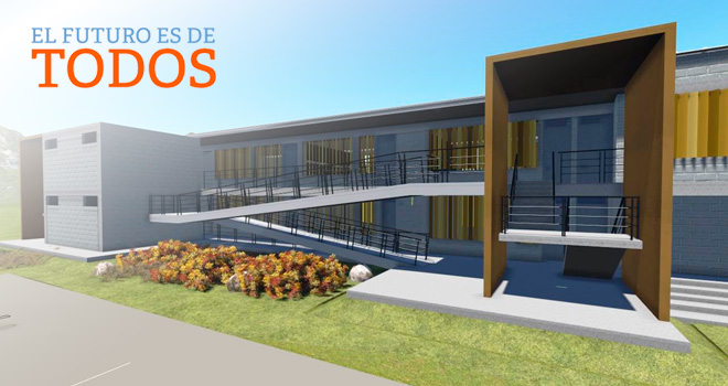 Inicia proceso de contratación para el Centro Educativo de Chimichagua Cesar