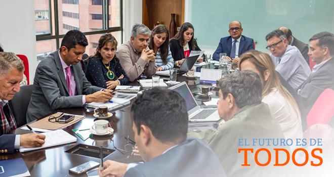 Invías y Fondo Adaptación reciben informe técnico de la interventoría de Hisgaura