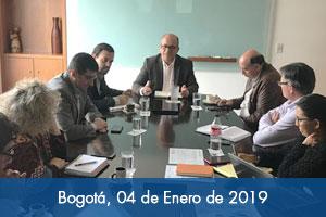 """""""El principio fundamental en la labor del Fondo Adaptación es la transparencia"""": Ortiz Pabón"""