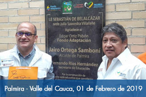 Fondo Adaptación y Gobernación de Sucre realizan mesa de trabajo para destrabar proyectos en la región