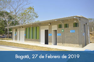 Más de 100 niños beneficiados con nueva escuela en Astrea, Cesar
