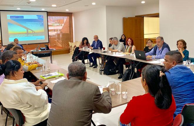 En mesas de trabajo se buscará financiación a proyectos sociales en la región de Yatí-La Bodega