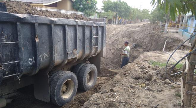 Celeridad en la reparación del alcantarillado de Campo de la Cruz, Atlántico, reclama el Fondo Adaptación