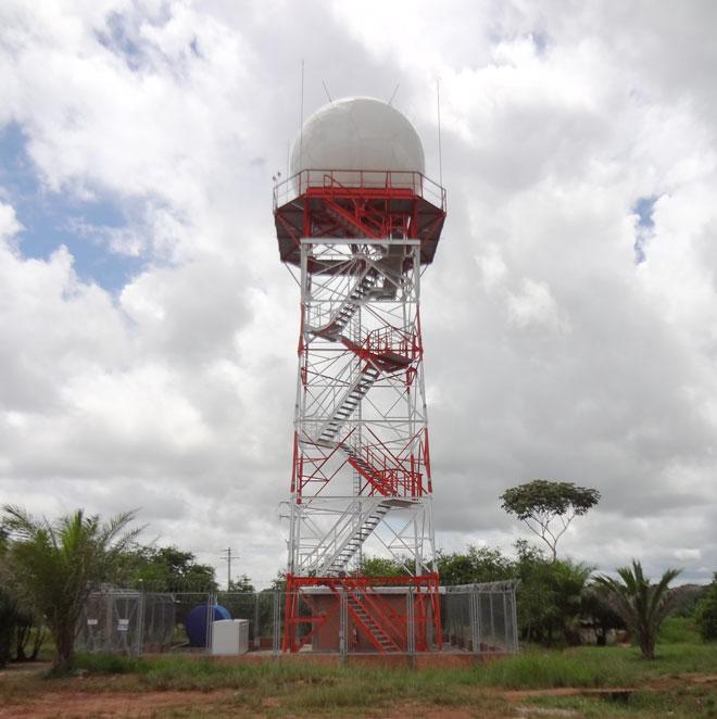 Fondo Adaptación entrega nuevo radar meteorológico en San José de Guaviare