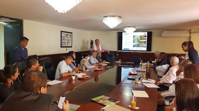 Mil familias de agricultores del Cauca se beneficiarán con programa de reactivación económica del Fondo Adaptación