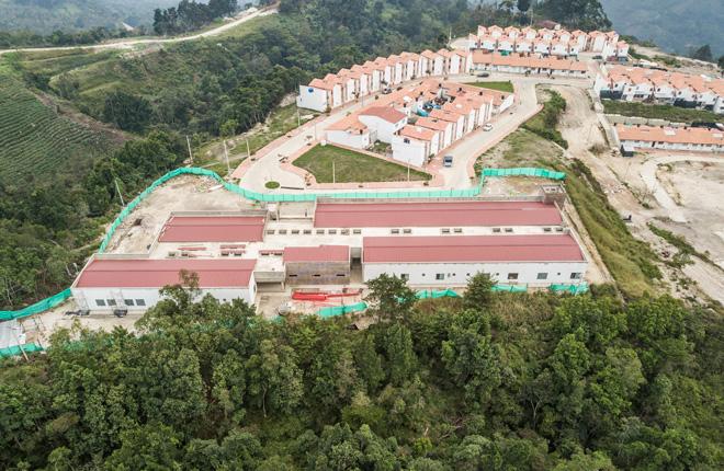 Fondo Adaptación garantiza construcción del hospital del nuevo casco urbano de Gramalote