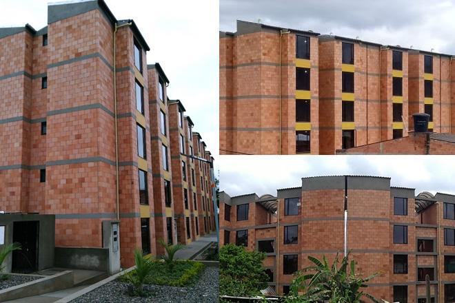 Villa Juliana, el nuevo hogar en Garagoa de 40 familias damnificadas de Boyacá y Cundinamarca