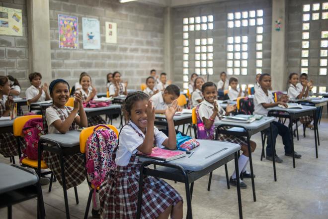 Fondo Adaptación entregará seis colegios más en Magdalena y Cesar